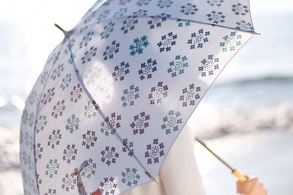 晴れの日を楽しむ。nugoo/晴雨兼用日傘